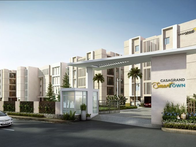 Casagrand Smart Town